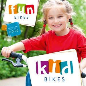 Katalog 2015 Kids bei Fahrrad Shop Schmidt